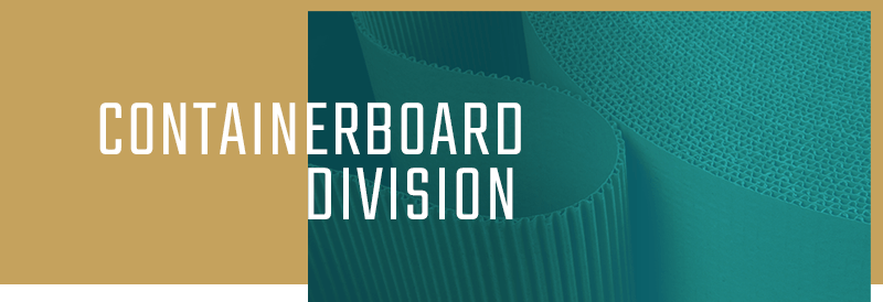 Containerboards Division header