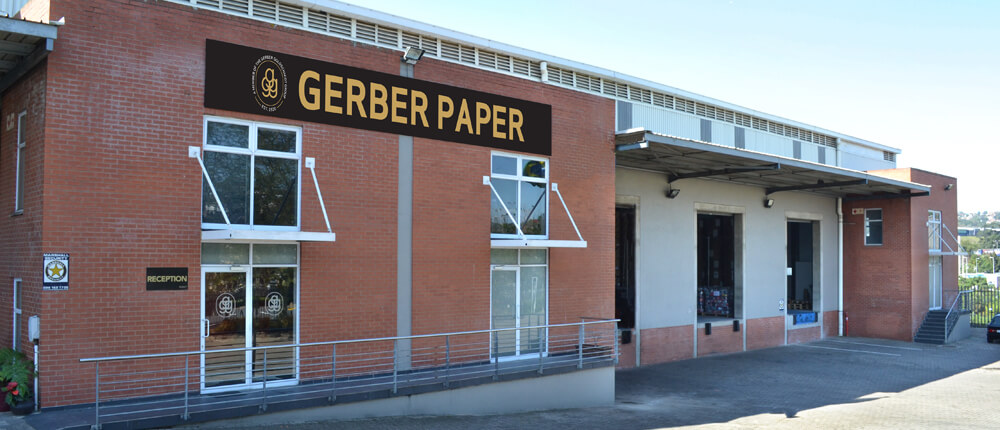Growing & Expanding: Gerber Paper Moves Offices