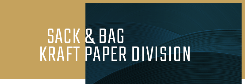 Sack & Kraft Bag Division header image